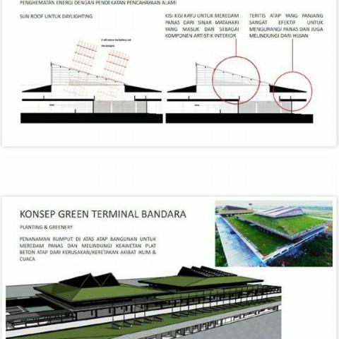 Kosep Ecogreen Bandara Banyuwangi
