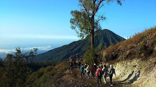 Pendakian Gunung Ijen Banyuwangi