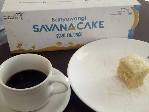 Savana Cake Khas Banyuwangi