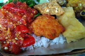Sego Tempong Kuliner Khas Banyuwangi
