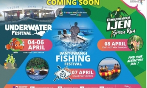 Event Festival Banyuwangi Awal April 2018