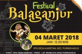 Festival Banyuwangi Ogoh-ogoh Balaganjur 2018
