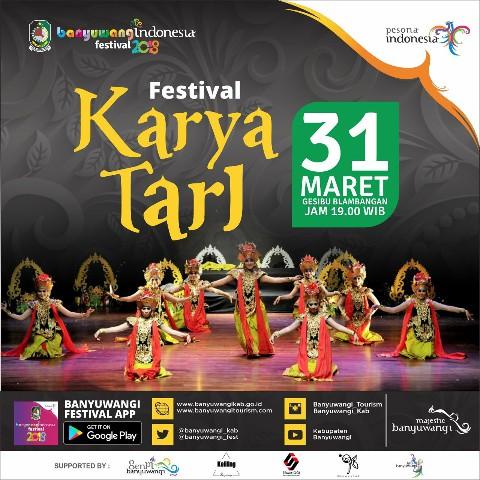 Festival Karya Tari 2018