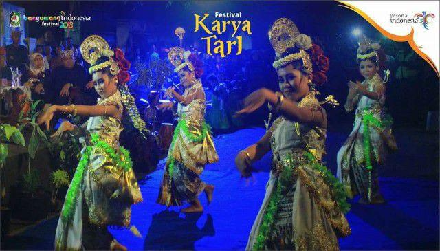 Festival Karya Tari Banyuwangi 2018