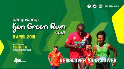 Ijen Green Run Festival Banyuwangi 2018
