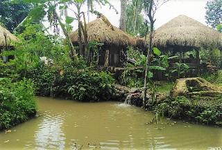 Kampung Primitif Wisata Jajag Banyuwangi