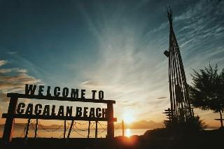 Pantai Cacalan Wisata Banyuwangi Kota