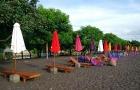 Pantai Syariah Pulau Santen Wisata Banyuwangi Kota