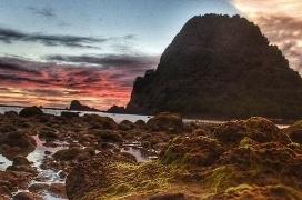 Pulau Merah Pariwisata Banyuwangi