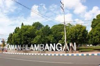 Taman Blambangan Wisata Banyuwangi Kota