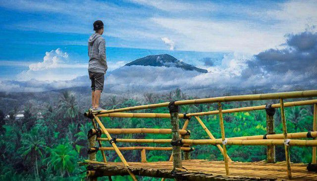 Bukit Mondoleko Wisata Gunung Banyuwangi