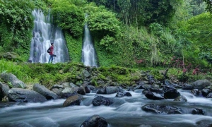 Air Terjun Jagir Banyuwangi
