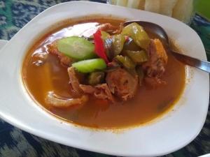 Ayam Kesrut - Kuliner Khas Banyuwangi