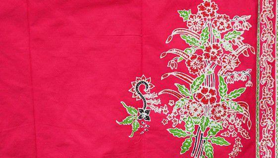 Batik Banyuwangi - Kangkung Setingkes