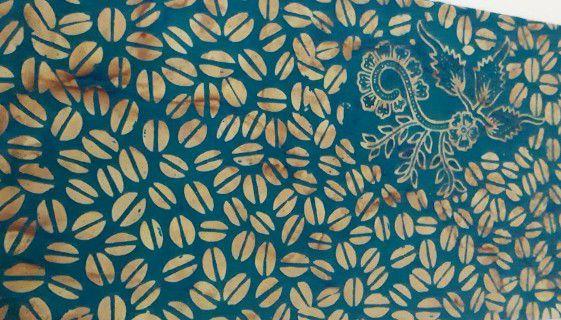 Batik Banyuwangi - Kopi Pecah
