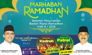 Festival Banyuwangi 2018 Ramadhan Mei