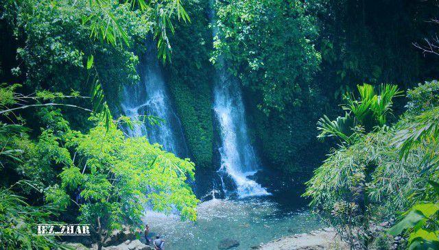 Ketinggian Air Terjun Jagir Banyuwangi