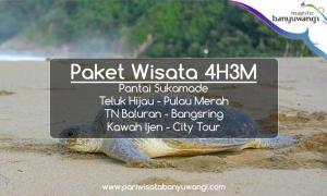 Paket Wisata Banyuwangi 4 hari 3 malam