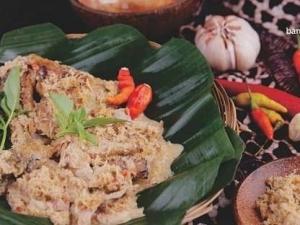 Pecel Pitik - Kuliner Khas Banyuwangi