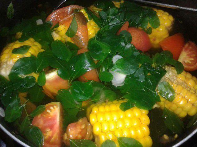 Sayur Kelor - Kuliner Khas Banyuwangi