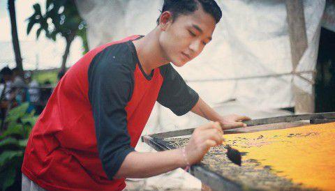 Batik Tampo Wisata Edukasi Banyuwangi