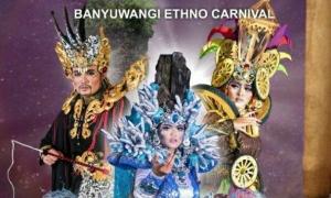Banyuwangi Ethno Carnival 2018 Puter_Kayun