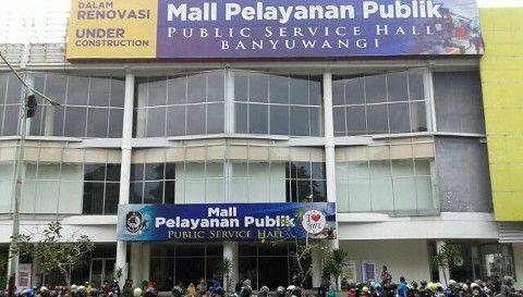 Mall Pelayanan Publik Banyuwangi