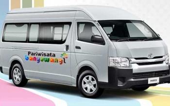 Sewa Mobil Banyuwangi Toyota Hiace