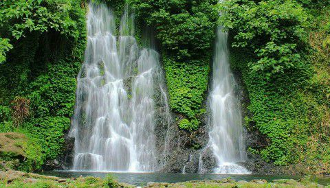 Wisata Banyuwangi Air Terjun Jagir Kembar
