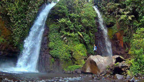 Wisata Banyuwangi Air Terjun Tirto Kemanten