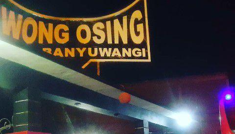 Wong Osing - Pusat Oleh Oleh Banyuwangi