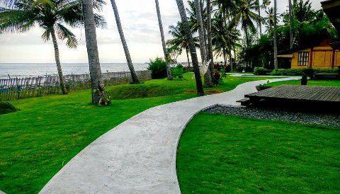 Pantai Villa Solong - Wisata Ketapang Banyuwangi