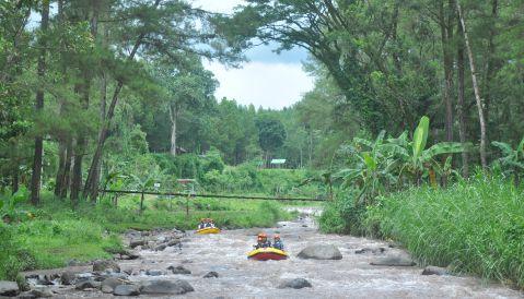 Rafting Songgon Banyuwangi