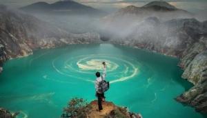 Kawah Ijen Wisata Unggulan Banyuwangi