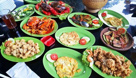 Seafood - Kuliner Malam Banyuwangi