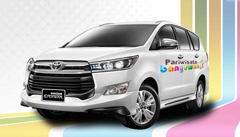 Sewa Mobil Banyuwangi Innova Reborn
