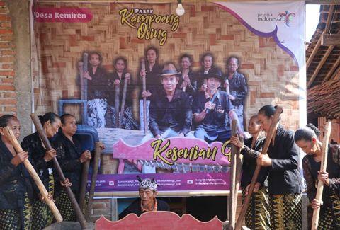 Pasar Tradisional Banyuwangi - Kampoeng Osing Kemiren