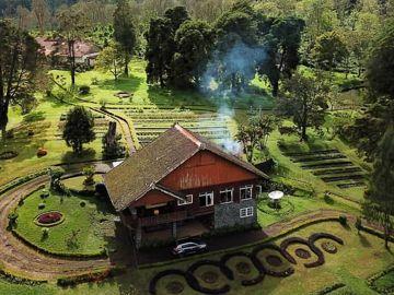 Pariwisata Banyuwangi Kawah Wurung Bondowoso