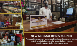 New Normal Restoran Banyuwangi