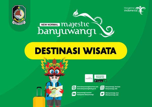 SOP New Normal Banyuwangi - Destinasi Wisata